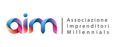 Logo Aim Associazione Imprenditori Millennials